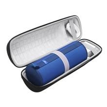 Eva 하드 보호 커버 스토리지 파우치 슬리브 여행 운반 케이스 ltimate 귀에 대 한 ue megaboom 3 휴대용 블루투스 무선 스피커