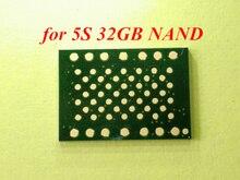 1 sztuk 2 sztuk 5 sztuk 32GB dla iPhone 5S nand pamięć flash ic Hardisk 32GB HD chip iCloud odblokuj zaprogramowany z numerem seryjnym