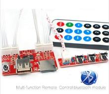 32 bits haute performance RISC CPU Bluetooth V2.1 + EDL USB Bluetooth MP3 décodeur carte sans perte WAV FLAC fonction DC5-16V