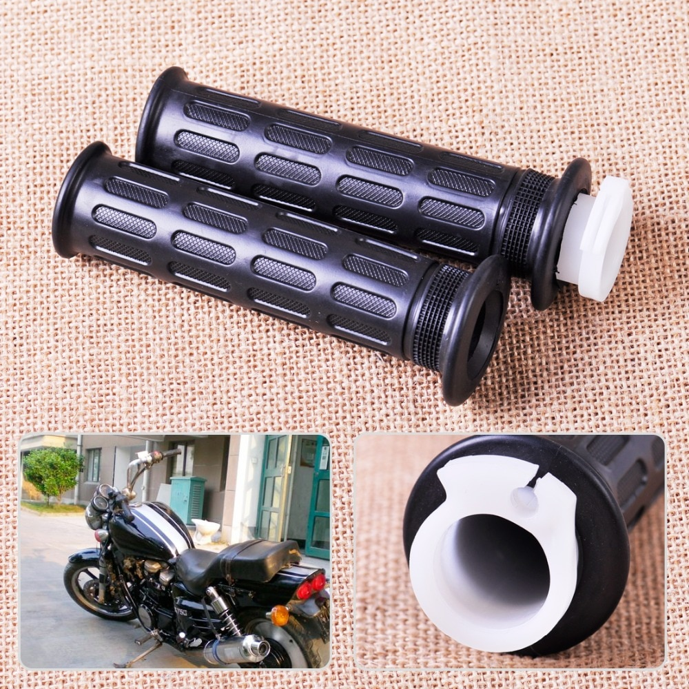 "Citalll, 2 uds., 7/8 "", 22mm, manillar del acelerador, manillares de giro para Harley Chopper, Kawasaki, Yamaha, Honda, Moto Dirt Bike"