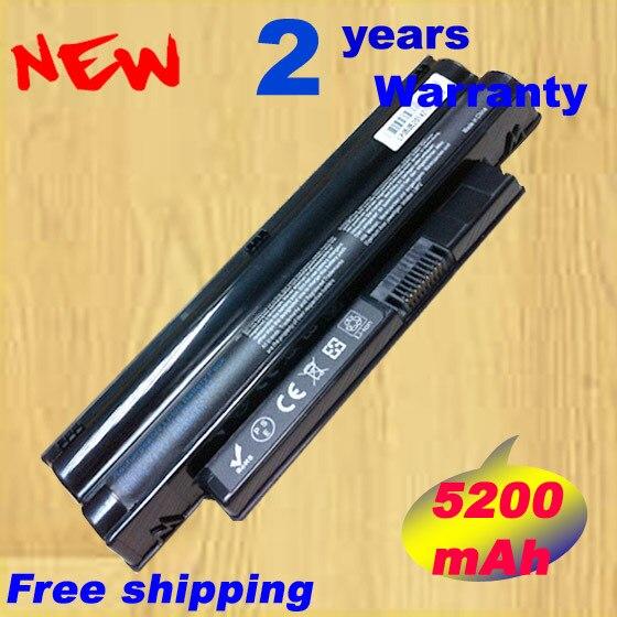 "Batería para Dell Inspiron Mini 1012 (464-1012) Netbook 10,1 ""T96F2 NJ644 negro"