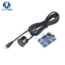 Wasserdichte Ultraschall Sensor Modul für Arduino JSN-SR04T Wasser Proof Integrierte Entfernung Messumformer DC 5V 30mA