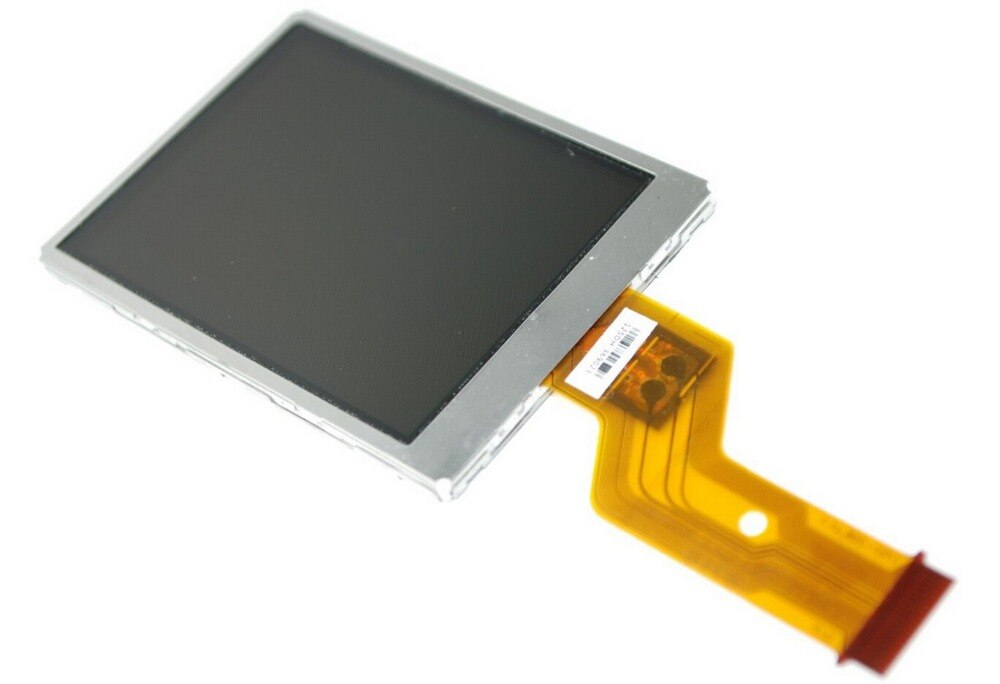 Nueva pantalla LCD para cámara Digital Fujifilm FinePix Z10 Z20 para Nikon Coolpix S203 S220 S225 con retroiluminación