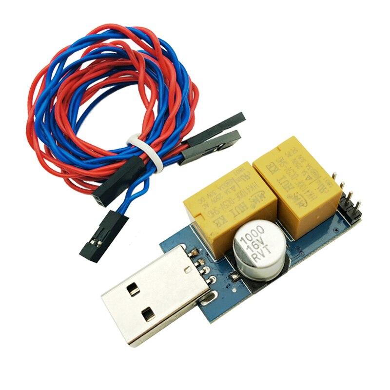 USB Watchdog ordenador reinicio automático pantalla azul minería juego servidor BTC Miner para PC Escritorio