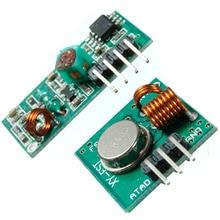 LEORY DC 5V 4mA 315MHz XD-FST XD-RF-5V transmisor inalámbrico módulo receptor