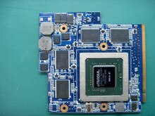 Pour ASUS G51J G60J G60JX G60VX G51VX G71GX VIDIA GeForce GTX 260 M GTX260M G92-751-B1 DDR3 1 GB MXM 3 carte graphique Test OK