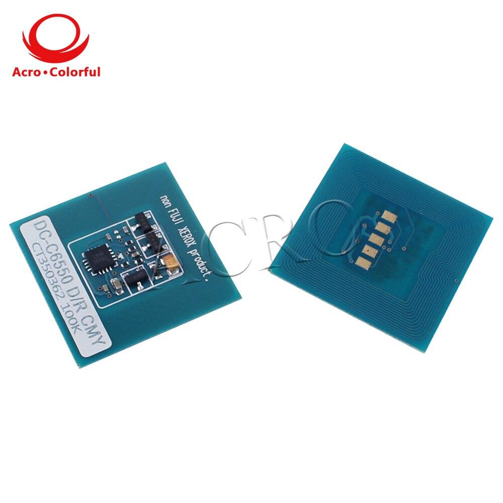 Toner chip for Xerox DocuColor 5065 5065II 6075II DocuCenter C5540I C6550I C7550I DocuCenter II C5400 C6500 C7500 DocuCenter III