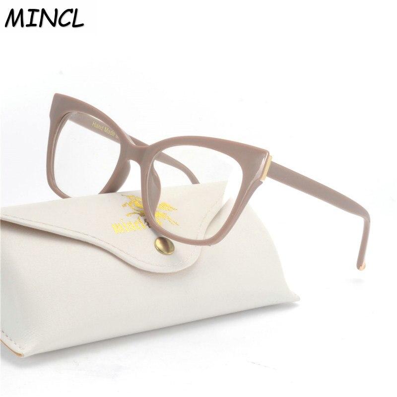 Color Optical Frame Frame Women 2019 Ultralight Prescription Eyeglasses Female Cat  Myopia Frame Ladies Eyewear