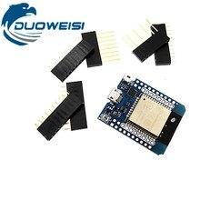 D1 mini ESP32 en direct MINI KIT ESP32 module carte de développement sans fil WiFi Bluetooth 2-en-1 double cœur CPU ESP32-WROOM-32 32D