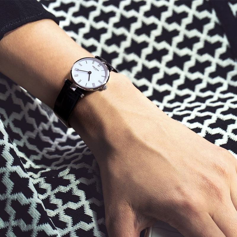 AGELOCER Famous Quartz Wrist Watches For Woman Design Fashion Clock Womens Watch Top Brand Luxury Ladies Wristwatch Reloj Mujer enlarge