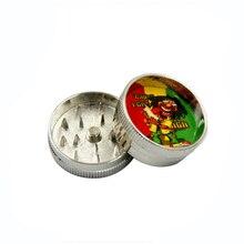 Mini Spice Mill Pijp Tobacc Roken Rookmelders Leidingen Slijpen Rook Narguile Gift Grinder Tabaksrook Crusher