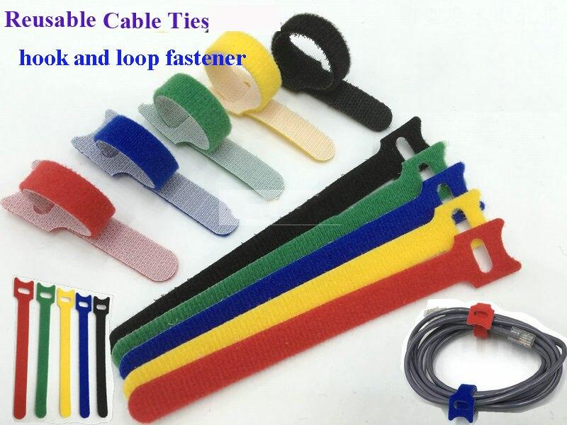 Нейлоновый многоразовый кабель 12*300 мм, 50 шт., оптовая продажа