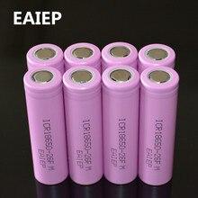 8 pcs/lot EAIEP Original 18650 3.7 V 2600 mAh LI-Ion batteries batterie rechargeable ICR18650-26F batteries sûres utilisation industrielle