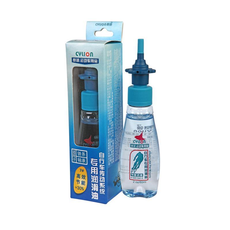60 мл экологически чистое смазывающее масло цепной подшипник маховик смазка система привода велосипеда запчасти для очистки смазки