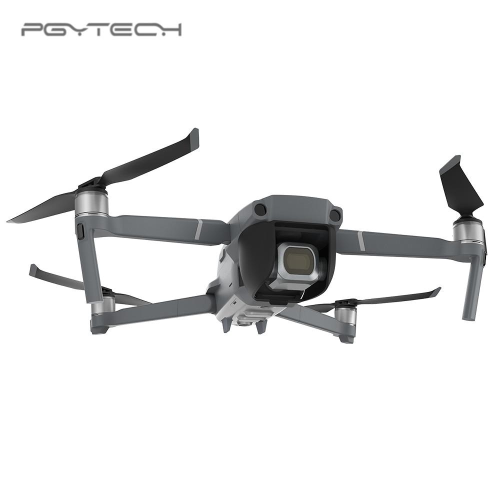 PGYTECH MAVIC 2 Pro/zoom objektifi Hood Güneş Gölge Parlama Kalkanı Gimbal Kamera Koruyucu DJI Mavic 2 Pro/ zoom Aksesuarları