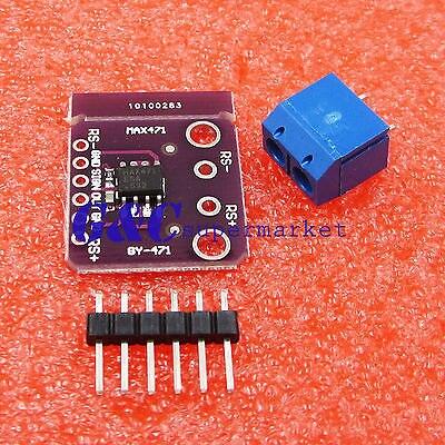 Módulo GY-471 Sensor de corriente de rango 3A módulo profesional MAX471