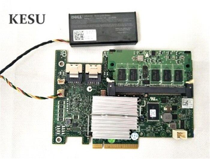 Para DELL PERC H700 Array tarjeta Motherboard PCI-e 8X 6 Gb/s Raid 0156105060 con 512M RAM XXFVX W56W0 apoyo 3T 4T SSD