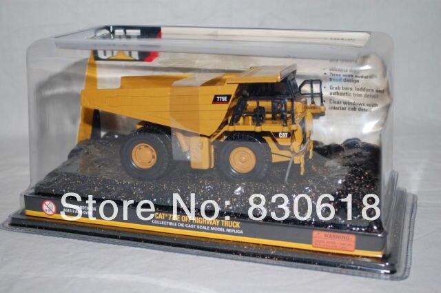 Norscot 55301 Cat 775E Fora Do Caminhão Da Estrada 1 64 escala de veículos de Construção de brinquedo