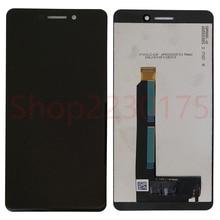 Pour Nokia 6 2018 6.1 TA-1043 TA-1045 TA-1050 TA-1054 TA-1068 LCD écran tactile numériseur assemblée pièces de rechange