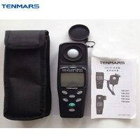 TENMARS TM-205 Auto Ranging Light Meter LCD LUX Meter Max Data Hold