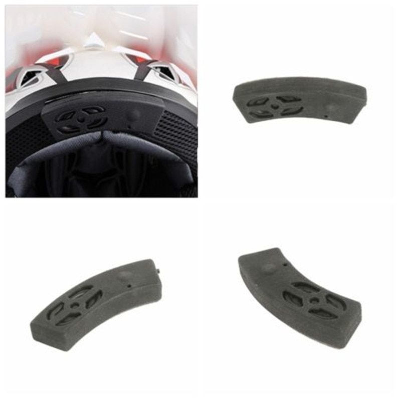 Motorcycle Helmet Hand Free Wireless Bluetooth Phone Stereo Audio Speaker Black 3W 0MA