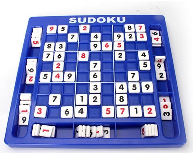 Sudoku cubo número juego Sudoku rompecabezas para niños adultos juguetes de matemáticas rompecabezas juego de mesa niños aprendizaje juguetes educativos
