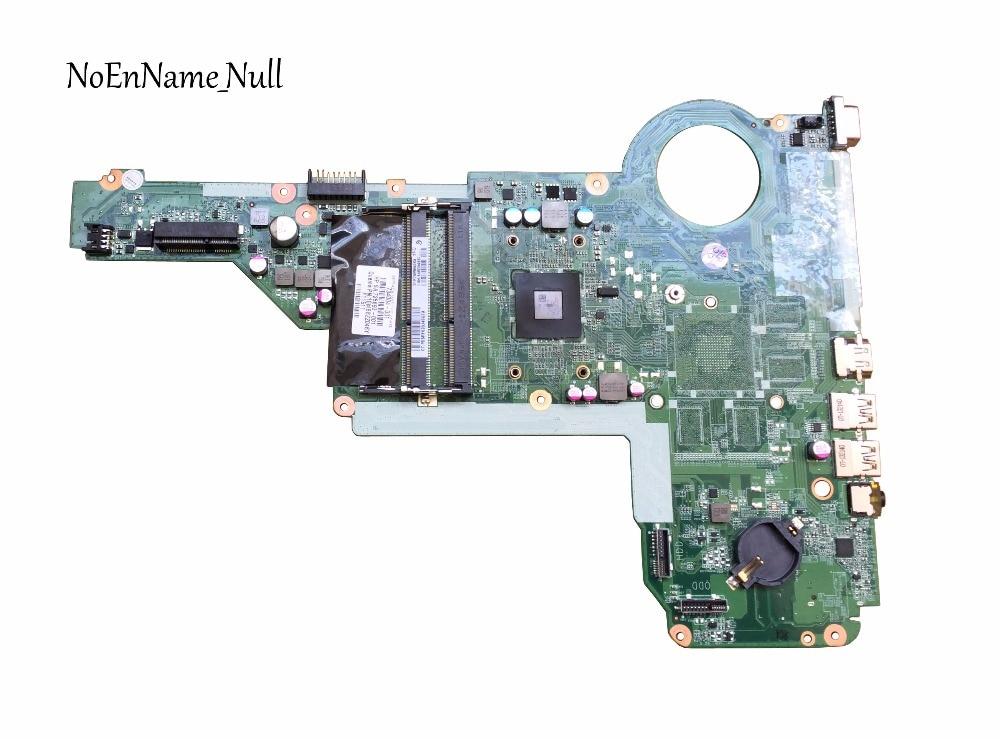 731534-001 envío gratis placa base del sistema del ordenador portátil 731534-501 para HP PAVILION 15 17 15-E 17-E A4-5000M CPU DA0R76MB6D0