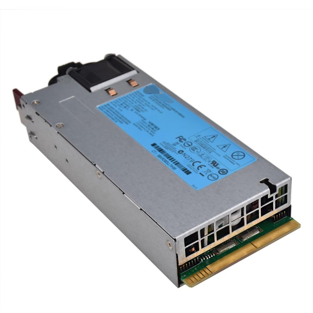 For HP DL360P 380P DL380E 360E Gen8 460W Server power 660184-001 656362-B21 Power Supply недорого