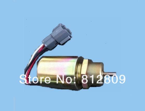 1751ES, SA-3725, 30a87-10044.válvula solenoide de apagado de combustible para motor Toro 223D