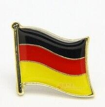 National Flag Metal Lapel Pin Flag Pin Germany