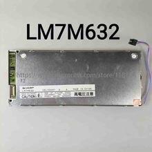 LM7M632 écran daffichage à cristaux liquides pour lanalyseur de chimie RAYTO RT-1904C panneau biochimique semi-automatique