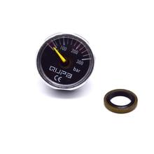 1 pouce Mini manomètre de plongée manomètre 40MPA/300BAR/400BAR/5000PSI/6000PSI