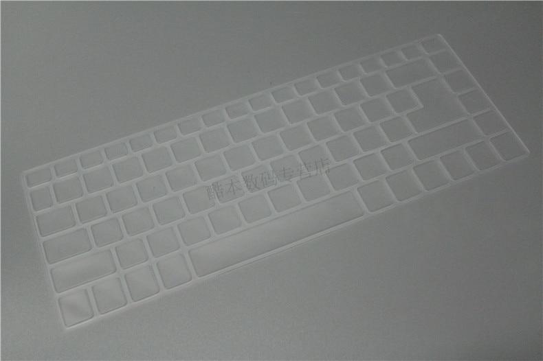 Прозрачный силиконовый чехол для ноутбука Acer A314 Swift 3 (SF314-51) E5-422 E5-432G ES1-433 ES1-421