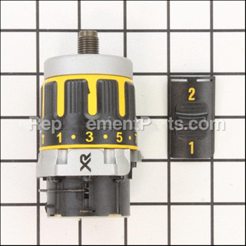 Reducer Box Transmission Assy N287497 Replace For Dewalt DCD795 DCD737 DCD795D2 enlarge