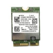 Broadcom routeur double bande sans fil-AC NGFF 802.11ac 867Mbps WIFI Bluetooth BT 4.0 carte pour Lenovo/Thinkpad 04X6020