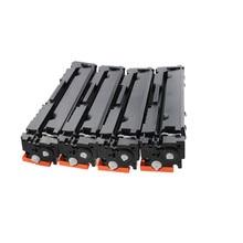 2,8 K/2,3 K Doppel 201A CF400A Kapazität CF400X KCYM Toner Patrone für HP 201X Laserjet M252dw MFP M277dw m252 M252n M277 M277n