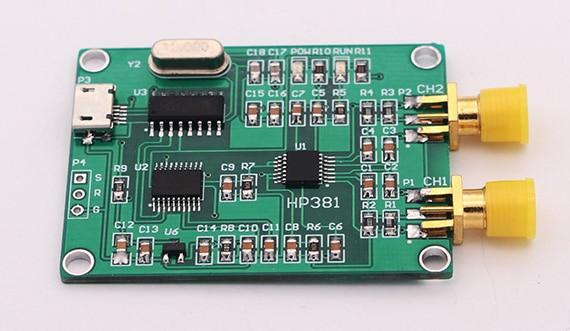 nova versao do usb rf detector de ganho e fase 0 2700 mhz