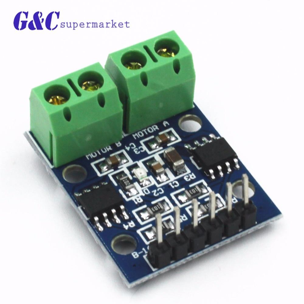 Плата контроллера двигателя HG7881 для Ard
