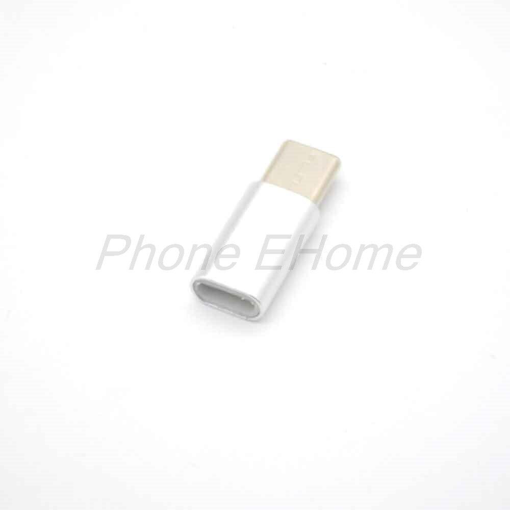 8MM de largo USB tipo C adaptador para Blackview BV8000/BV9000/Pro S6 Micro USB hembra a tipo C macho convertidor tipo-c Cable adaptador us