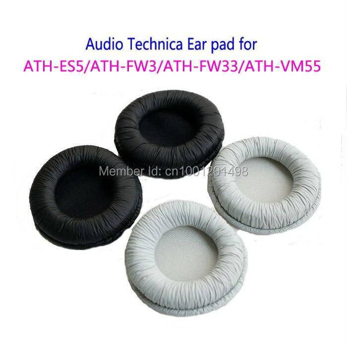 Замена амбушюры совместимый с Audio-Technica ATH-FW3 ATH-FW5 ATH-FW33 ATH-ES5 гарнитура подушки. Оригинальные наушники