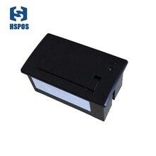2 дюймов тепловой модуль принтера для микроконтроллер 5-9 В ATM получения панели билетов принтер с TTL порт