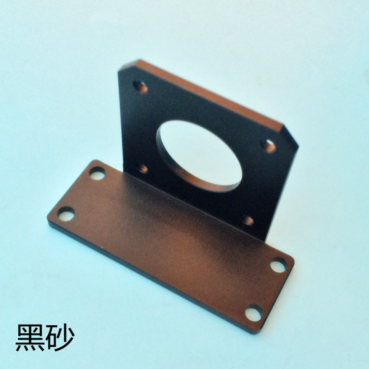 1 Uds soporte de Metal para BMG extrusora clonado Btech Dual extrusora