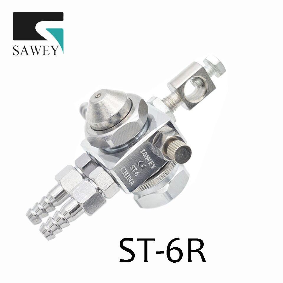 SAWEY ST-6R البسيطة التلقائي الهواء ل موجة لحام الصب التبريد ، جيدة كما اليابانية العلامة التجارية ، شحن مجاني 0.3/0.5/1.0/1.3/2.0 مللي متر