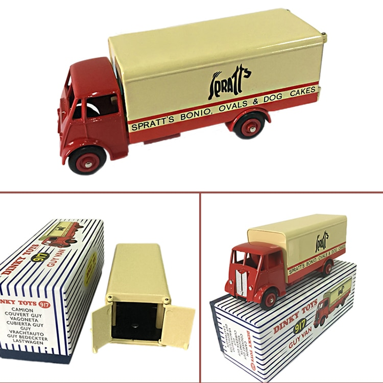 Dinky Toys 1:43 car model metal car toy door open Diecasts Toy Vehicles Kids Toys For Children gift collection truck model
