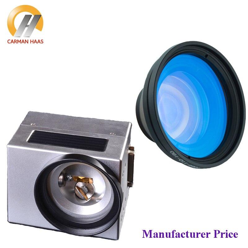 1064nm Digital Economic Laser Galvanometer XY2-100 with Carmanhaas Scan Lens