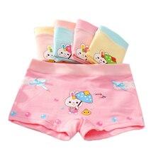 12 Pcs/Lot Berngi New Baby Girls 100%Cotton Kids Underwear Children Briefs Kids Cute Pantie For 2-9 Years