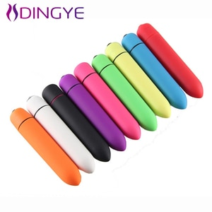 Dingye Strong Vibration Newest Bullet and Egg Vibrator Sex Product for Girls