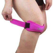 Adults Fitness Sports Adjustable Knee Brace Patella Sleeve Wrap Cap Stabilizer Sports Knee Support
