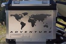 "Moto Decal ""World Adventure"" per Touratech Gerla"