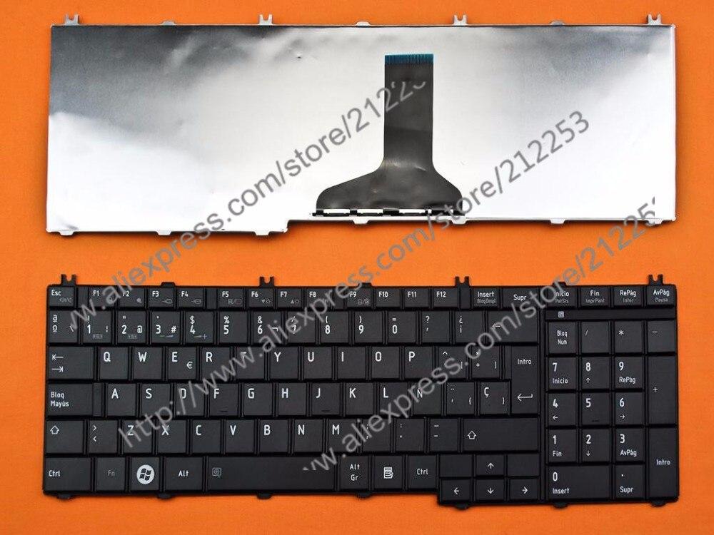 Sp Teclado Español Para Toshiba Satélite C650 C655 C655d C660 C665 C670 L650 L655 L670 L675 L750 L755 Negro For Toshiba Toshiba C650 Keyboardtoshiba Satellite Keyboards Aliexpress